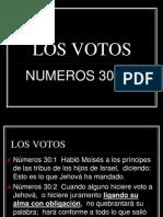 LOS VOTOS 1 Power Points