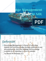 Knowledge Management - NOL