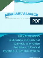 leukorrea
