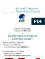 ESCindia Presentation