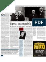 """Pietro Citati Su """"Le Mie Prime Convinzioni"""" Di John Maynard Keynes - Corriere Della Sera 24.11.2012"""