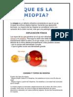 Que Es La Miopia[1]