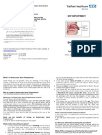 Endoscopic Nasal Polypectomy