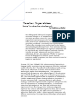 Teacher Supervision Vol 34 No 2, April - June 1996 Page 2