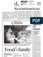 Local 3A - York Daily Record/Sunday News - Thursday, Nov. 22, 2012