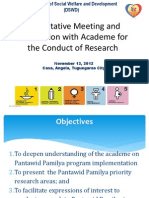 Introduction in ACademe Reaserch