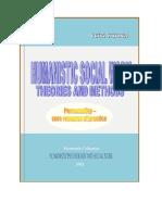 Humanistic Social Work Theories and Methods, By Petru Stefaroi
