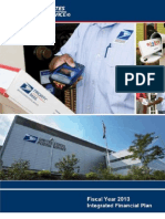 USPS projects $7.6 Billion loss for FY2013-- $5.6 Billion Due To Prefunding