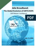 Mobile Broadband