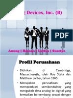 !!! Analog Devices, Inc