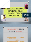 Action Plan Depok Beach