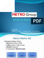 RFID at Metro Group