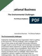 02 Intl Biz Environ Challenges Session 4 & 5