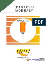 104362 Radar Level 3 Wire
