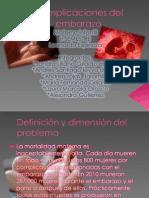 Complicaciones Del Embarazo Santiago Ices