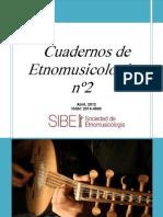 Cuadernos de Etnomusicología Nº2