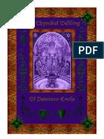 The Chymikal Wedding of Damiana Evohe