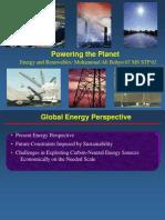 Energy and Renewables Muhammad Ali Bohyo