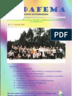 REVISTA ADAFEMA Nº3. JULIO 2007 web
