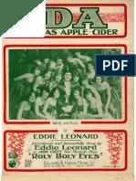Ida Sweet as Apple Cider