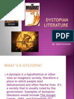 dystopian lit ppt