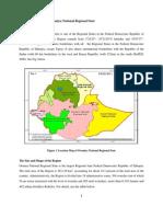 Oromiya Regional Profile