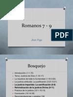 Romanos 7 - 9