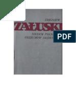 Załuski, Zbigniew - Siedem polskich grzechów głównych 1980 (zorg)