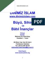 Mehmet Ali Demirbaş Buyu_Sihir_ve_Batil_Inanclar
