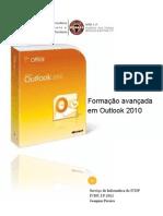 Formação Avançada em Outlook 2010