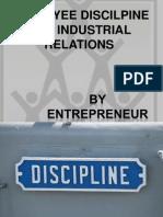 Employee Discipline IR