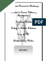 El Derecho Formal o Administrativo Tributario.