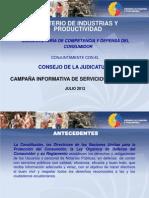 Presentación Regional Campaña InformativaCR-2