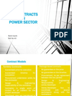 EPC Contract - Power