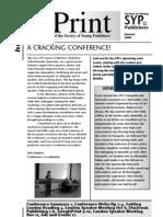InPrint 112 January 2006