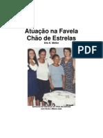 Trabalhando em CHÃO DE ESTRELAS - RECIFE, PE.
