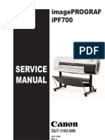 canon ipf 710 service manual