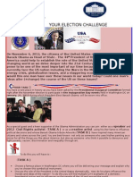 Final Task Your Election Challenge