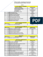 Edital 02-2011 - Resultado Terceira Fase-Anexo I