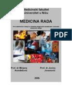 Knjiga Medicina Rada