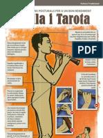 RECOMANACIONS POSTURALS PER A DOLÇAINA,GRALLA I TAROTA