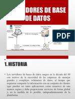 Servidores de Base de Datos