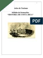 Historia de Costarica