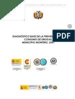 Diagnostico Montero Drogas