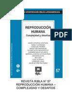 Ribla 57 - Reproduccion Humana Complejidad y Desafios