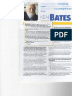 Ken Bates Programme Notes Leeds United vs Crystal Palace 24.11.12 P1