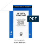 Ribla 31 - La Carta de Santiago