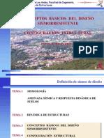 ISísmica - Conceptos Basicos DSismico y CEstructural