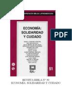 Ribla 51 - Economia Solidaridad y Cuidado
