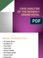 OB Case Analysis